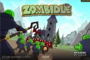 Zombie Clicker Idle: Screenshot