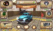 Zombie Derby: Upgrade Garage