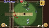 Zombie Amoklauf: Gameplay Killer Ghosts