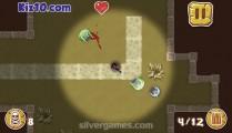 Tuerie De Zombies: Gameplay Killing Ghosts