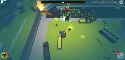 Zombie Royale.io: Apocalypse Shooting Gameplay