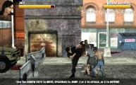 Zombie Street Fighter: Gameplay