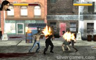 Zombie Street Fighter: Attack