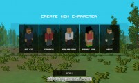 Зомби Крафт: Character Selection Zombies