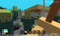 Зомби Крафт: Gameplay Shooting Zombies