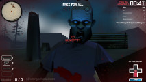 Zombies.io: Gameplay Zombie Attack